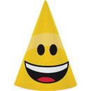 Creative Converting 322181 Show Your Emojions™ Hat Child, CASE of 48
