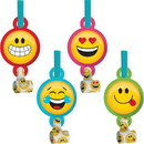 Creative Converting 322183 Show Your Emojions™ Blowouts W/Med, CASE of 48