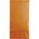 Creative Converting 323403 Pumpkin Spice Guest Towels 3Ply, CASE of 192