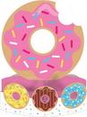 Creative Converting 324235 Donut Time Centerpiece Hc W/Att (Case Of 6)