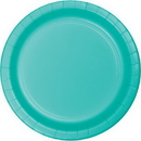 Creative Converting 324782 Teal Lagoon Banquet Plate, CASE of 240