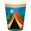 Creative Converting 329319 Camp Out Hot/Cold Cups 9 Oz., CASE of 96