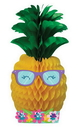 Creative Converting 332428 Pineapple N Friends Centerpiece Hc Shaped W/ Attch (Case Of 12)