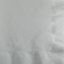 Creative Converting 332521 Shimmering Silver Beverage Napkin (Case Of 12)