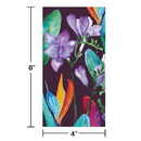 Creative Converting 332658 Bold Tropics Guest Towel, 3 Ply Exotic Blooms, CASE of 192