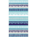 Creative Converting 332673 Mediterranean Guest Towel, 3 Ply Pattern, CASE of 192
