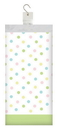 Creative Converting 335570 Easter Décor Plastic Tablecover All Over Print, 54