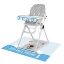 Creative Converting 336640 Birthday Bear High Chair Kit, CASE of 6
