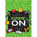 Creative Converting 336677 Gaming Party Loot Bag, CASE of 96