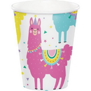 Creative Converting 339582 Llama Party Hot/Cold Cup 9Oz., CASE of 96