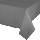 Creative Converting 339655 Glamour Gray Tablecover 54