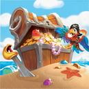 Creative Converting 339780 Pirate Treasure Luncheon Napkin (Case Of 12)
