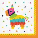 Creative Converting 339785 Fiesta Fun Luncheon Napkin (Case Of 12)