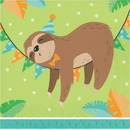 Creative Converting 343826 Sloth Party Luncheon Napkin (Case Of 12)