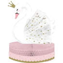 Creative Converting 344423 Stylish Swan Party Centerpiece Hc Shaped (Case Of 6)