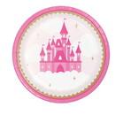 Creative Converting 344442 Dinner Plate Little Princess