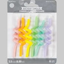 Creative Converting 347186 Curly Pastels
