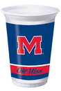 Creative Converting 374893 University Of Mississippi 20 Oz. Printed Plastic Cups (Case of 96)