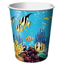 Creative Converting 375325 Ocean Party 9 Oz Hot/Cold Cup (Case of 96)