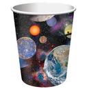 Creative Converting 375533 Space Blast 9 oz. Hot/Cold Cups (12pks Case)