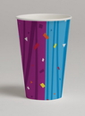 Creative Converting 375683 Milestone Celebrations 12 Oz Hot/Cold Cup (Case of 96)