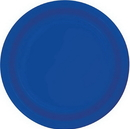Creative Converting 503147B Cobalt Banquet Plate, CASE of 240