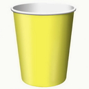 Creative Converting 56102B Mimosa Hot/Cold Cup 9 Oz, Solid (Case of 240)
