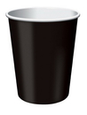 Creative Converting 563260 Black Velvet 9 Oz Hot/Cold Cup (Case of 96)