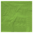 Creative Converting 573123B Fresh Lime Beverage Napkin, 3 Ply, Solid (Case of 500)