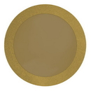 """Creative Converting 861801 Glitz Gold Placemats, 14"""" (Case of 96)"""
