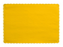 Creative Converting 863269B School Bus Yellow Placemats (Case of 600)