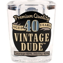 Creative Converting Cs1410 Vintage Dude Vintage Dude Shot Glass 40 (Case Of 6)