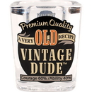 Creative Converting Cs1413 Vintage Dude Vintage Dude Shot Glass Old (Case Of 6)