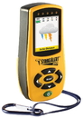 Robic 30001 M847 StrikeAlert HD Personal Lightning Detector, Yellow