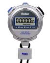 Robic 67744 Silver 2.0 Twin Chrono w/ Countdown Timer
