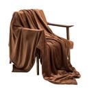 Muka Fleece Blanket Throw Soft & Cozy Lightweight Bed Blanket