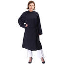 GOGO Beauty Salon Robes Client Gown Unisex, Adjustable Front Closure, Lightweight