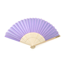 Aspire Custom 8-1/4 x 15 Inch Folding Fans for Wedding Favors