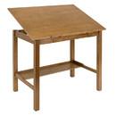 Studio Designs 13253 Americana II Wood Drafting Desk with 48