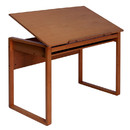 Studio Designs 13285 Ponderosa Wood Topped Table / Sonoma Brown