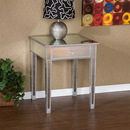 Holly & Martin 01-172-080-4-21 Montrose Mirrored Accent Table