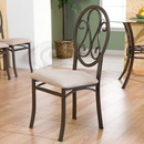 Holly & Martin 33-187-021-1-04 Paisley Chair Set 4 pc.