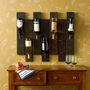 Holly & Martin 93-022-062-5-22 Santa Cruz Wall Mount Wine Rack