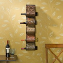 Holly & Martin 93-214-062-3-22 Salinas Wall Mount Wine Rack Sculpture