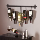 SEI HZ1002 Almeria Wall Mount Wine Rack