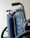Safe•t mate SM-015 Wheelchair Oxygen Cylinder Pouch Stand-off Brackets