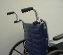 Safe•t mate SM-019 Wheelchair Hand Grip Height Extensions