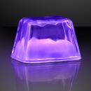 Blank Purple Inspiration Ice Led Cubes - Patent No.D650,121