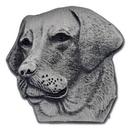 Custom Labrador Retriever Dog Pin, 1 1/8
