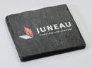 Custom Square Shale-Texture Coaster (UV Print), 4